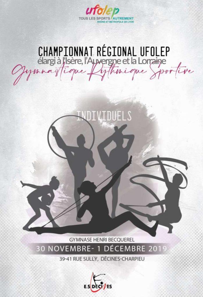 Championnat REGIONNAL Individuels